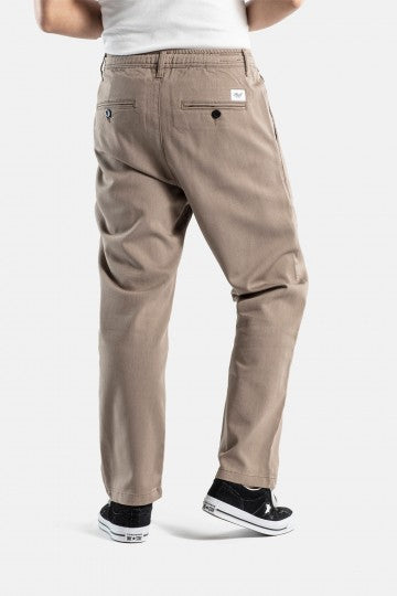 Reflex Loose Chinohose, straight fit, superior sand