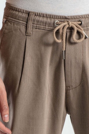 Reflex Loose Chinohose, straight fit, superior sand (Close Out)