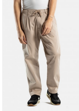 Reflex Loose Chinohose, Straight Fit