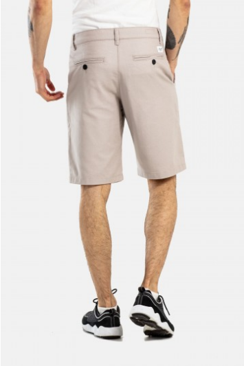 Flex Grip Chino Shorts, Baumwolle, Superior beige