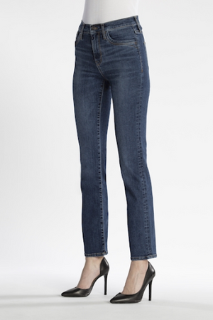 Hannah, Straight Skinny Fit, True Blue