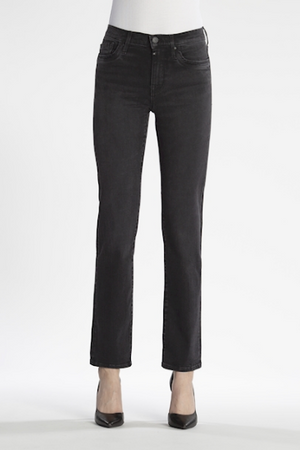 Hannah, Straight Skinny Fit, black
