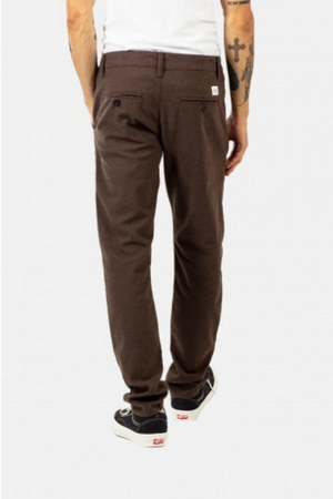 Superior Flex Chino Pant, Diamond Brown