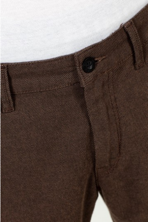 Superior Flex Chino Pant Diamond Brown
