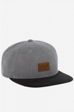 Reell Suede Cap, Washed Brown