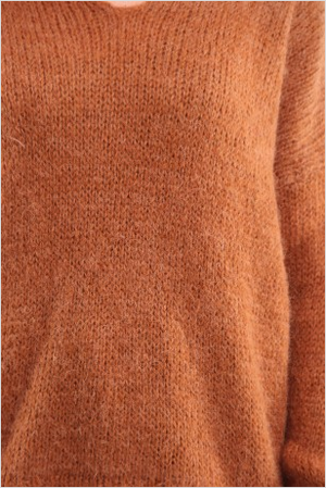 Strickpullover, Mohair