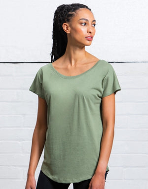 Shirt für Damen, Women's Loose Fit, Baumwolle