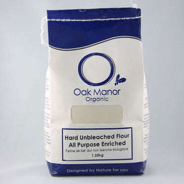 Organic Hard Unbleached Flour - All Purpose
