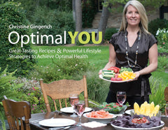 Optimal You! Healthy Recipe Book