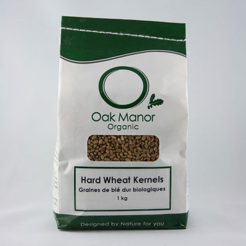 Organic Hard Wheat Berries