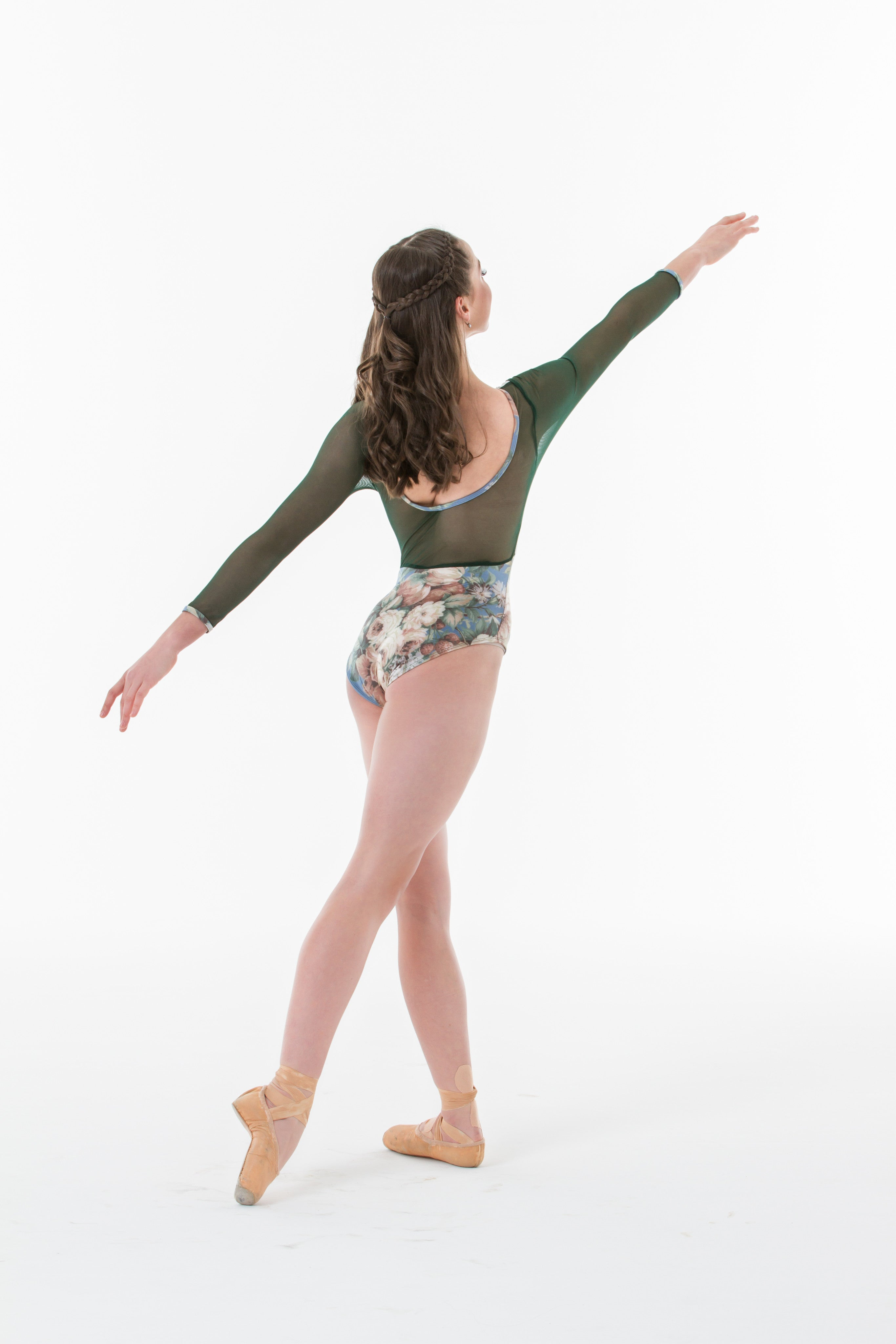 """Mary Grace "" Leotard"