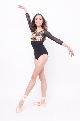 """Juliet"" Leotards"