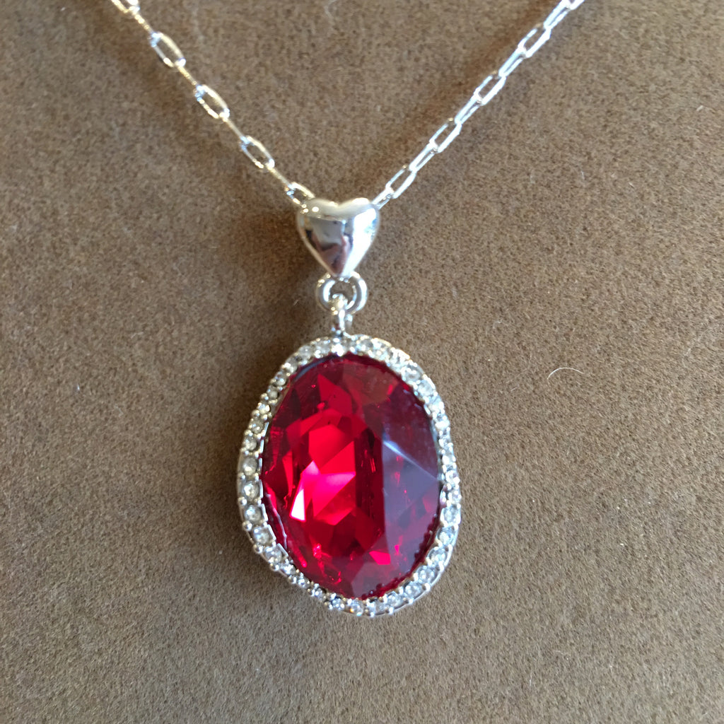 Swarovski Crystal Necklace (S2698N)