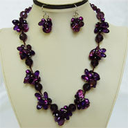 Fashion Pearls - Purple Queen