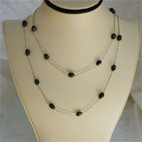 "36"" Station Necklaces (4 Colors to choose)"