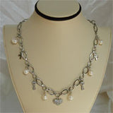 Romantic Station Necklace (2 Colors to choose)