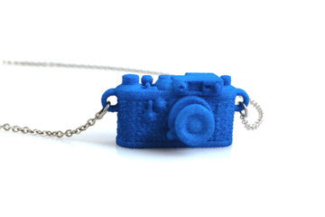 SLR Camera Necklace - Free For Mind
