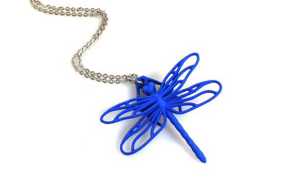 Dragonfly Necklace - Free For Mind - 1