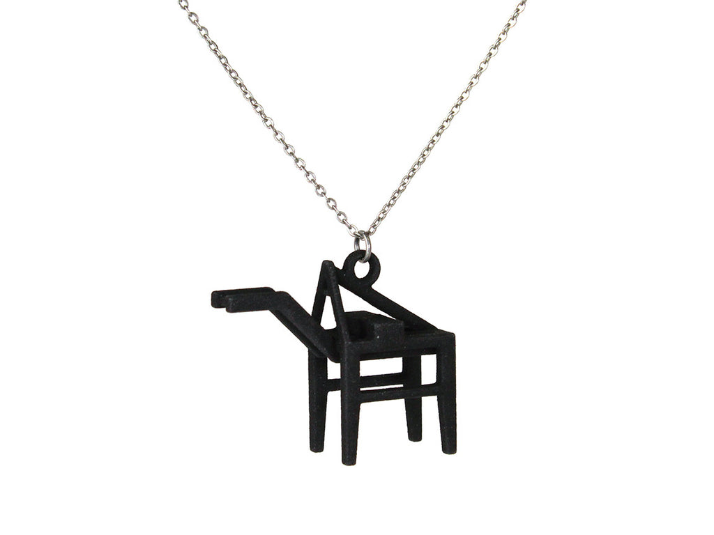 Shipping Crane Necklace - Free For Mind - 1