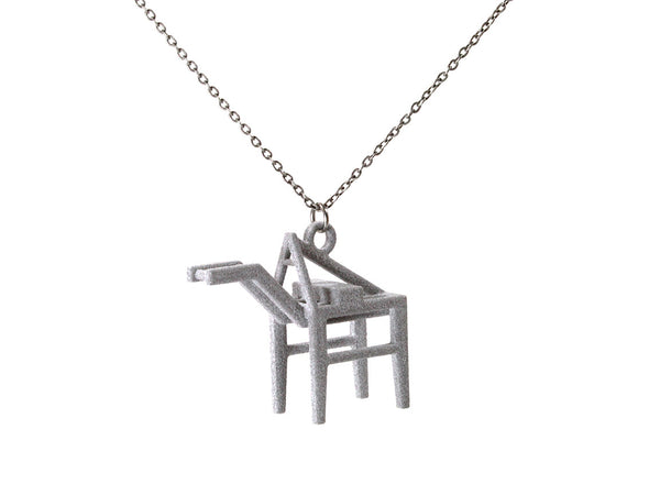 Shipping Crane Necklace - Free For Mind - 2