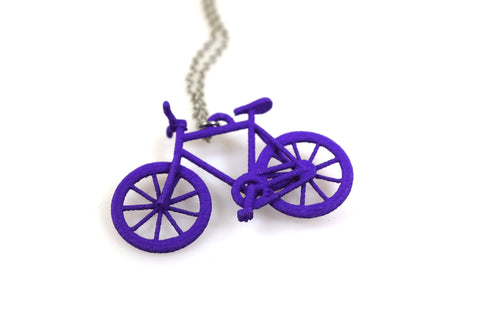 Bicycle Necklace - Free For Mind