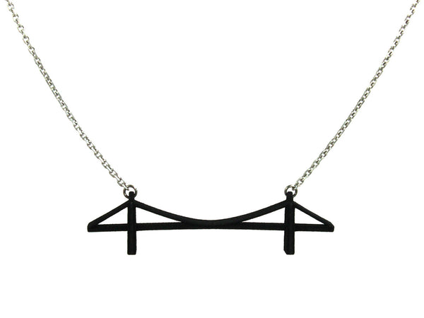 Brooklyn Bridge Necklace - Free For Mind - 6