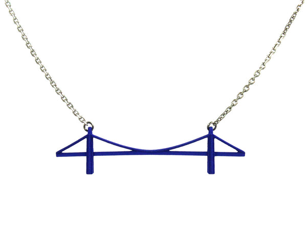 Brooklyn Bridge Necklace - Free For Mind - 2