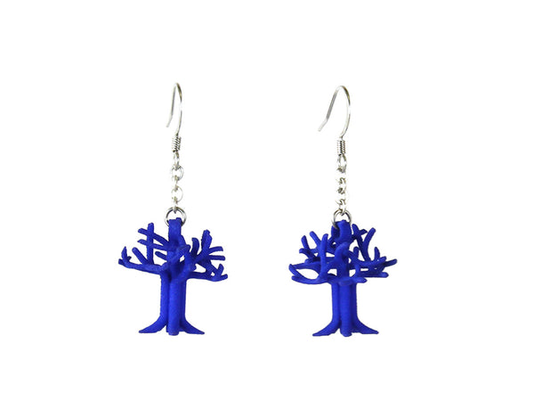 Oakland Tree Earrings - Free For Mind - 2