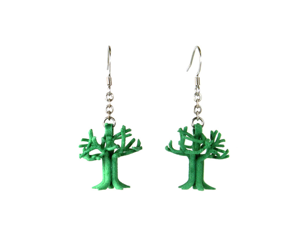 Oakland Tree Earrings - Free For Mind - 1