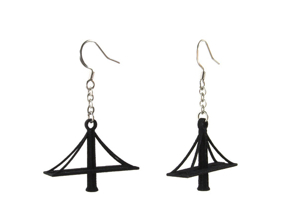 New Bay Bridge Earrings - Free For Mind - 5