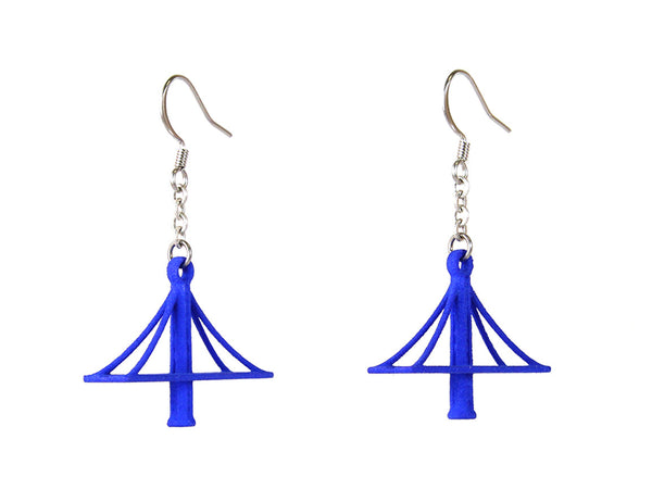 New Bay Bridge Earrings - Free For Mind - 6