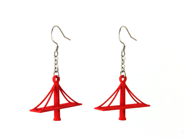 New Bay Bridge Earrings - Free For Mind - 4