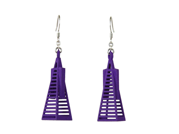 Transamerica Pyramid Earrings - Free For Mind - 4