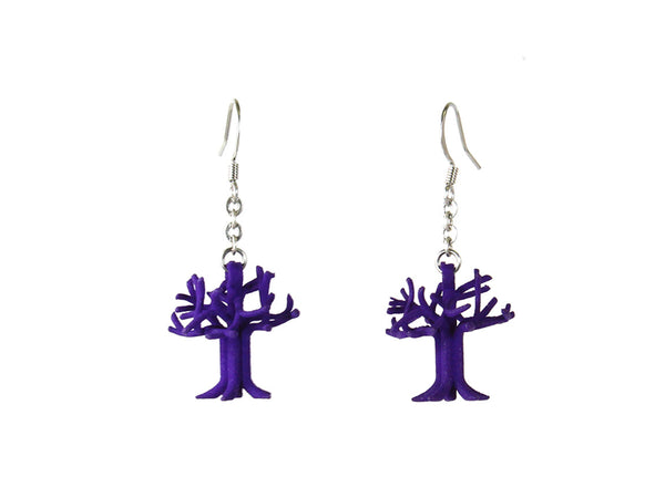 Oakland Tree Earrings - Free For Mind - 5