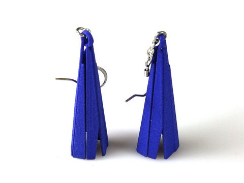 Shard Earrings - Free For Mind - 1