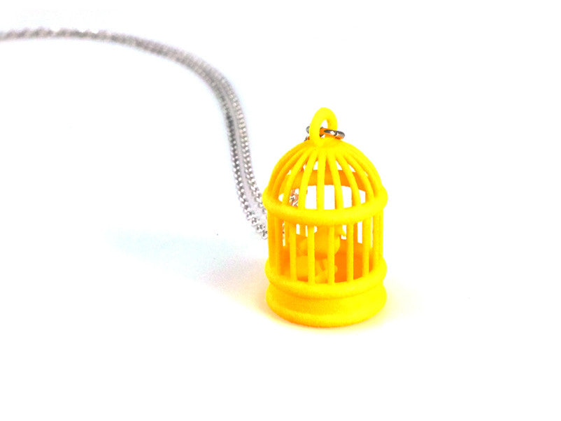 Songbird Necklace - Free For Mind - 1