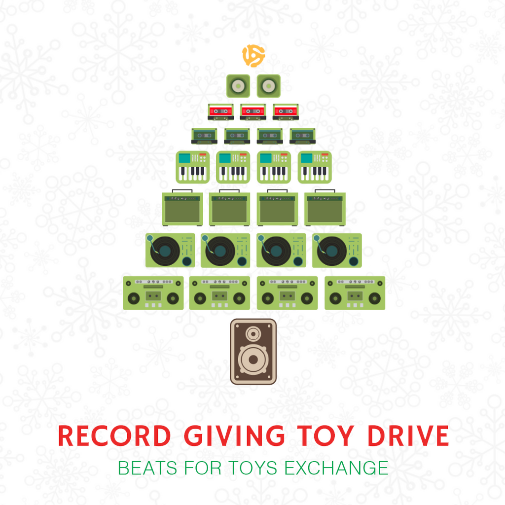 A Record Giving Toy Drive