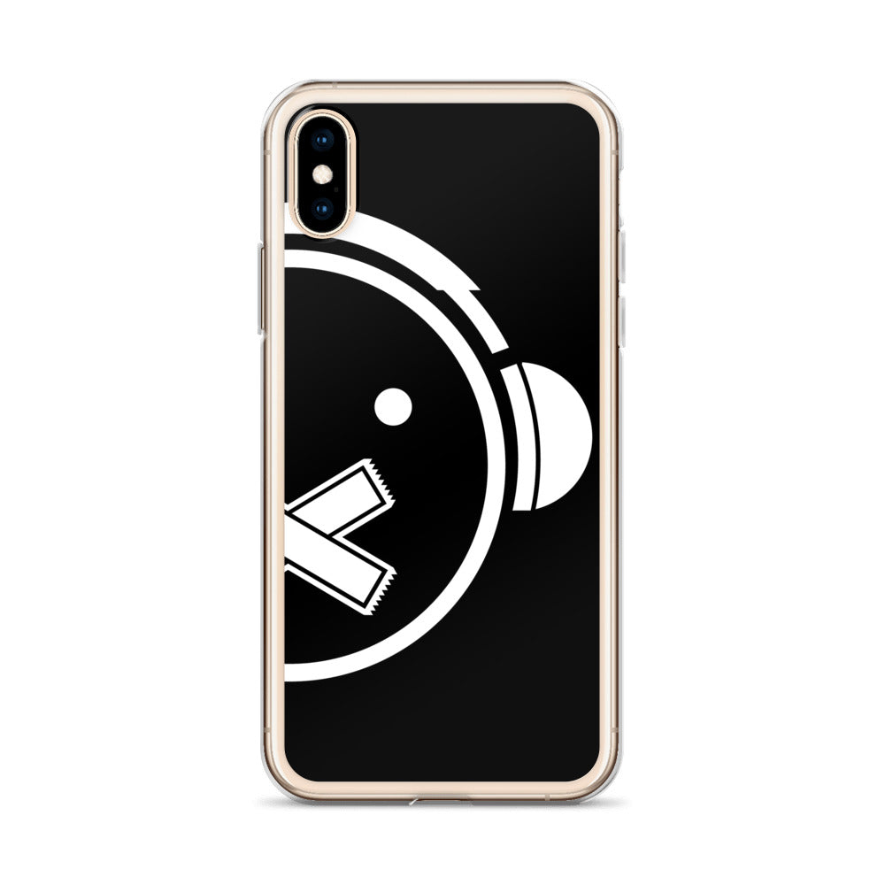 Loud Silence iPhone Case