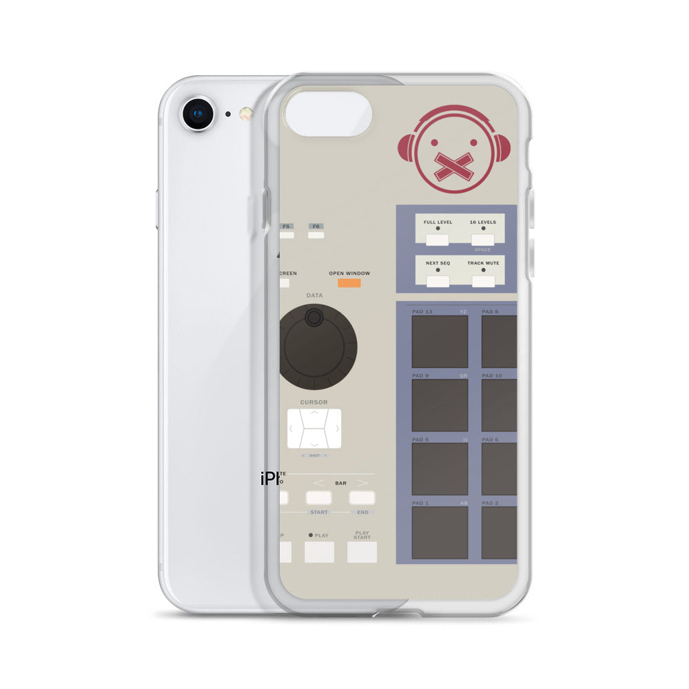 Loud Silence 2XL iPhone Case