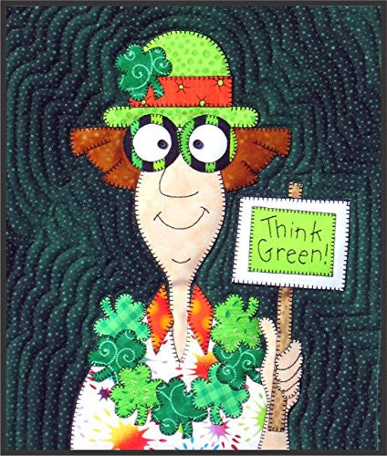 St. Patricks Day Mini Wall Hanging Pattern