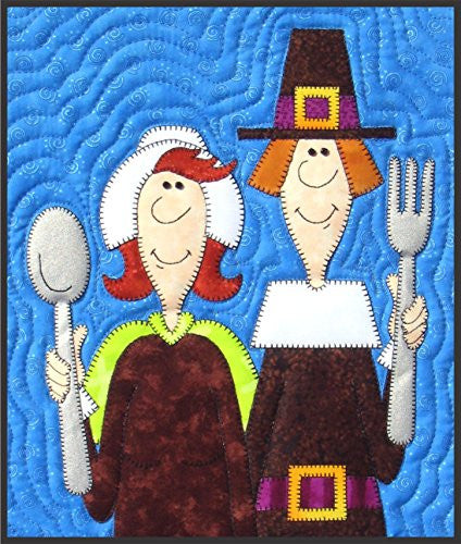 Thanksgiving Mini Wall Hanging Pattern
