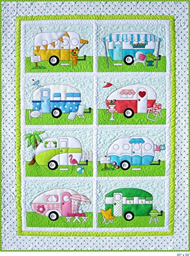 Campers Quilt Pattern Amy Bradley Designs
