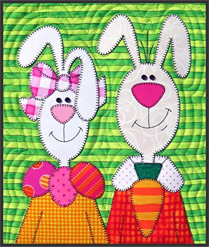 Easter Mini Wall Hanging Pattern Amy Bradley Designs