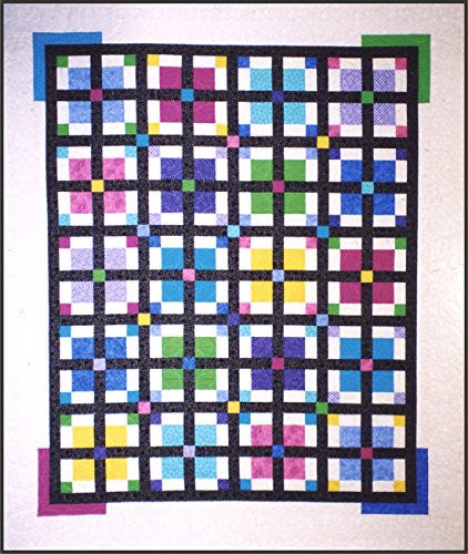 Easy Squared Quilt Pattern