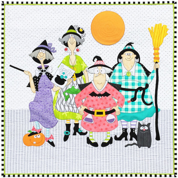 Witches Quilt Pattern