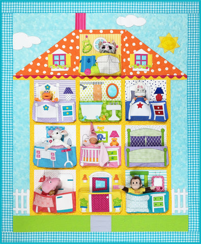 Dollhouse Quilt Pattern