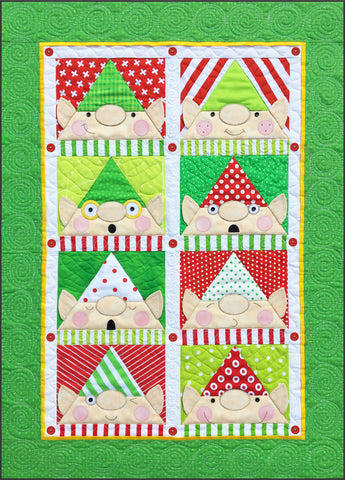 Elves Download Pattern