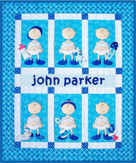 Funny Babies Download Pattern