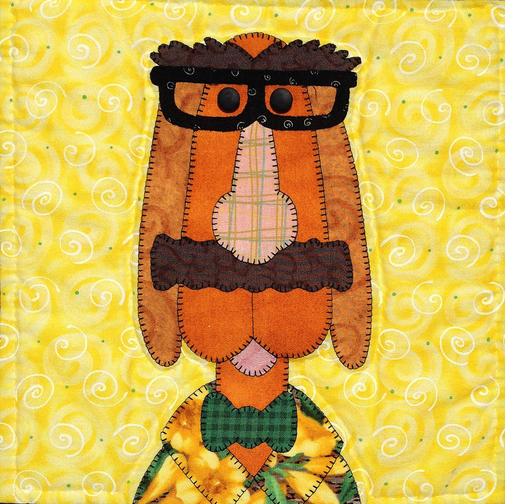 Groucho Download Pattern