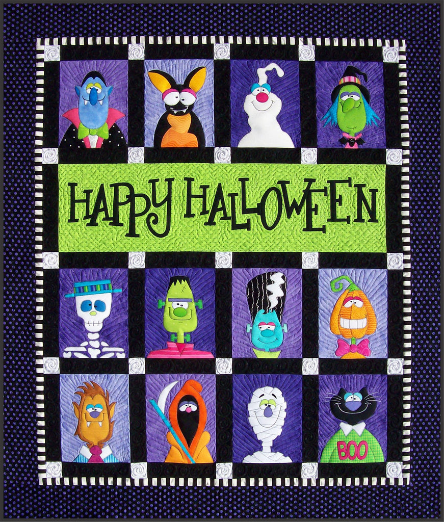 Happy Halloween Download Pattern